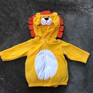 Baby/ Toddler Lion Halloween Costume